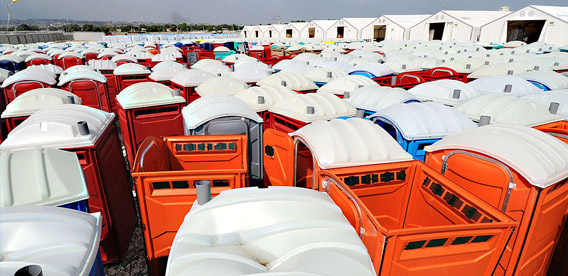 Champion Portable Toilets in Billings, MT